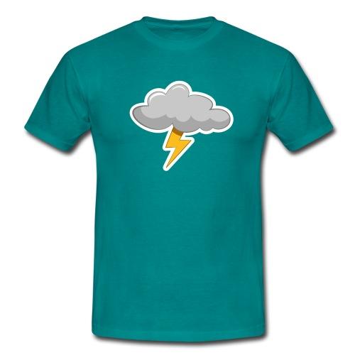 Dansk sommervejr 1 - Herre-T-shirt
