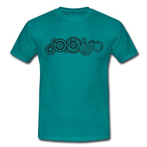 Gallifrayan - Men's T-Shirt