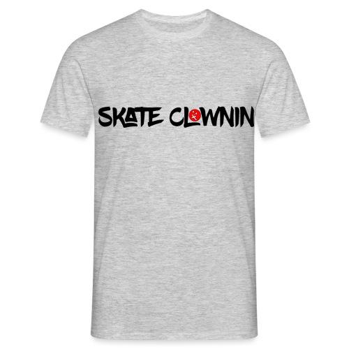 SCC LOgo big nobg gif - Men's T-Shirt
