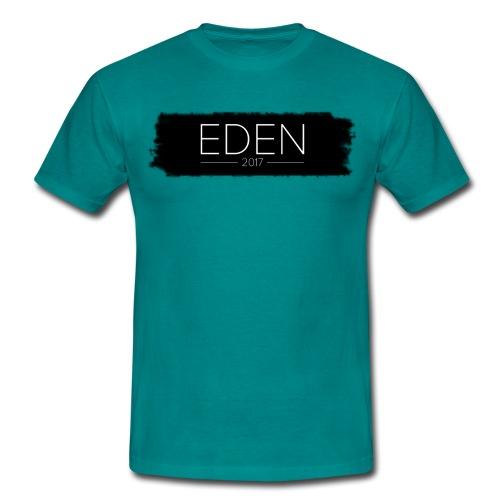 Eden Black 2017 png - Men's T-Shirt