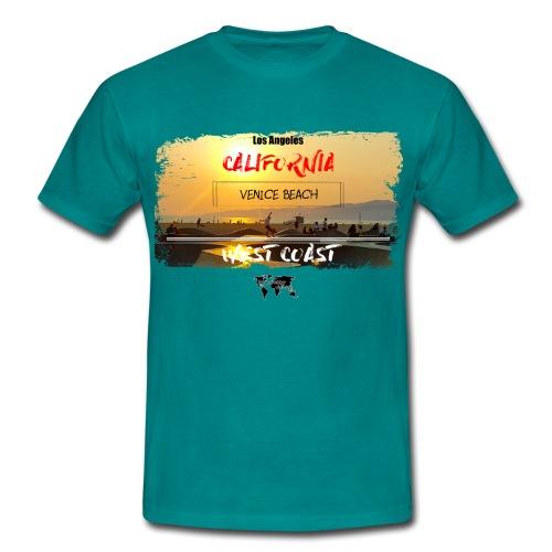 California T-Shirt - Maglietta da uomo