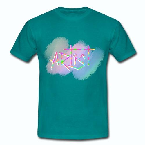 Artist in Colors - Camiseta hombre