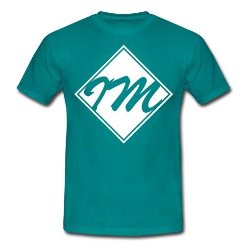 Shirt Design Diamond White png - Men's T-Shirt