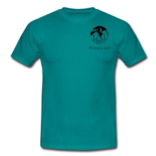 MTB for Mental Health - Men's T-Shirt