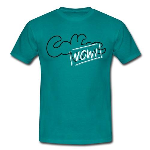 Coffee now - Männer T-Shirt