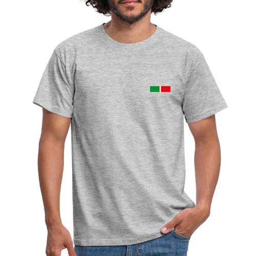 ita stile flag - Maglietta da uomo