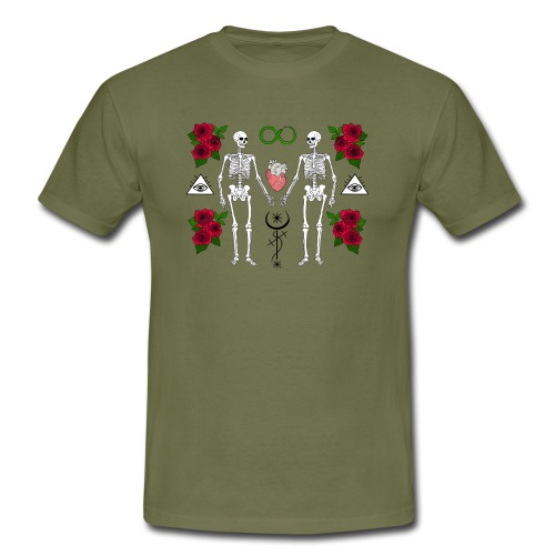Until Death Do Us Part - T-shirt herr
