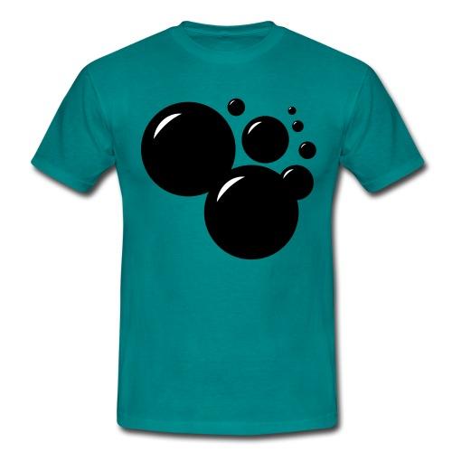 Bubbles - Männer T-Shirt