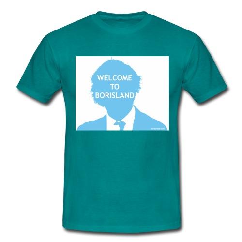 borislandblue - Men's T-Shirt