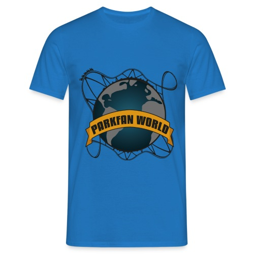 Parkfanworldpng - T-shirt Homme
