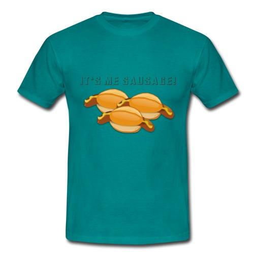 It s me Sausage - Männer T-Shirt