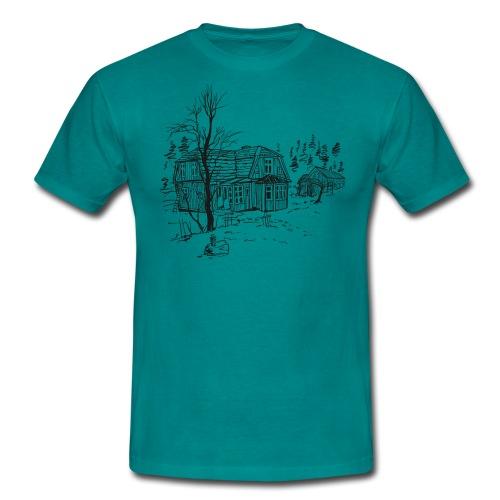 Countryside - Men's T-Shirt