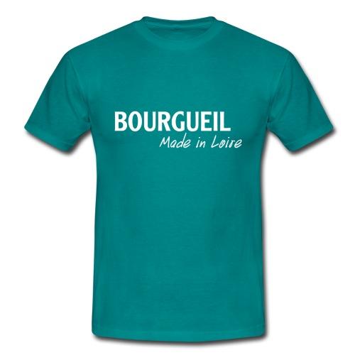 BourgueilMadeInLoireBlanc - T-shirt Homme