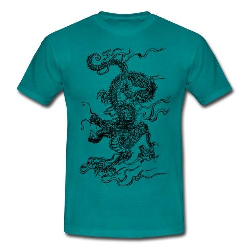 Dragon - Maglietta da uomo
