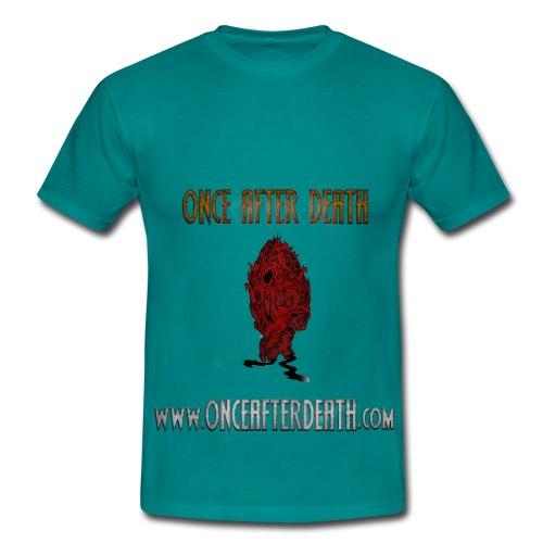 OADturnsack1 png - Männer T-Shirt
