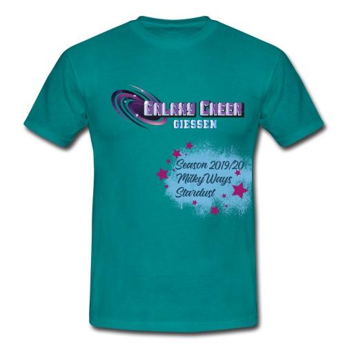 GalaxyCheer Season 2019/20 - Männer T-Shirt