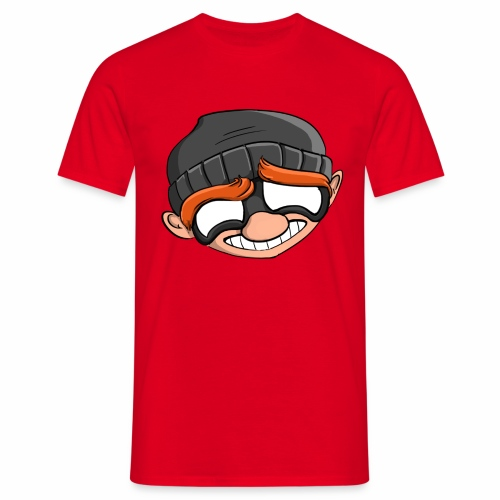 bobface - Men's T-Shirt