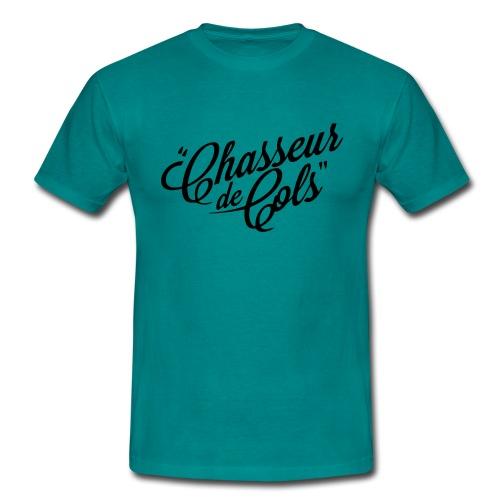 Chasseur de Cols - Mannen T-shirt