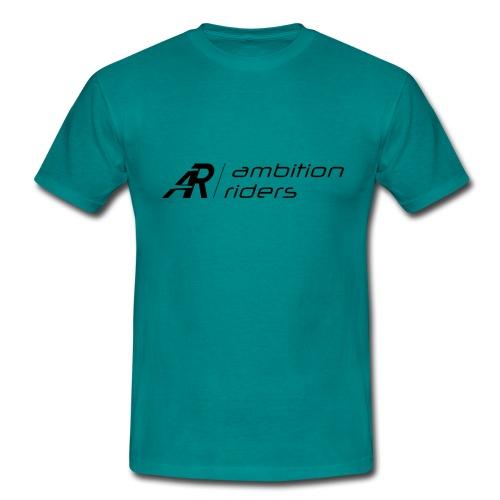 Ambition Riders Black - Männer T-Shirt