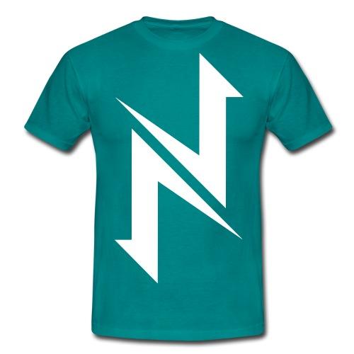 Nexotic Logo 2018 - Black - Men's T-Shirt