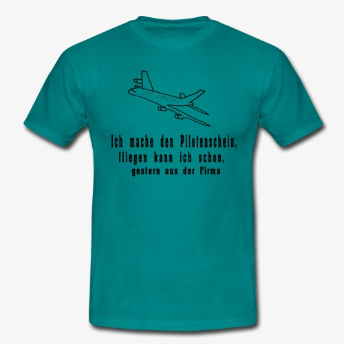 Airbus - Männer T-Shirt