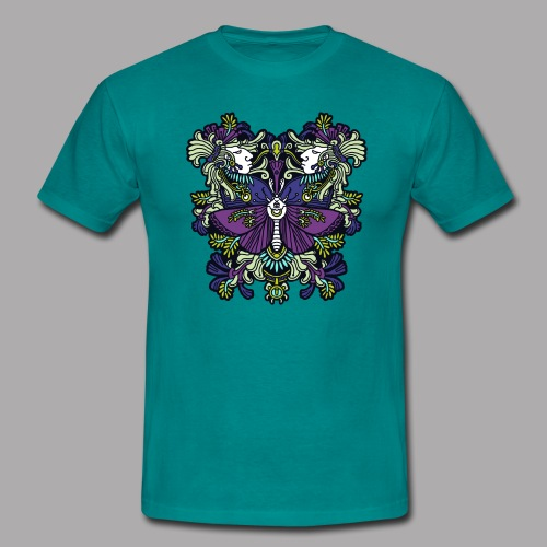 moth - Men's T-Shirt