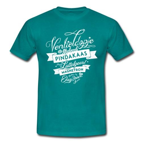 Ventieldopje - Mannen T-shirt