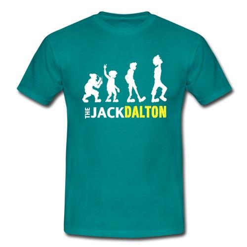 TheJackDaltonévolution - T-shirt Homme