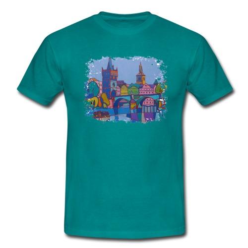 Prag - Männer T-Shirt