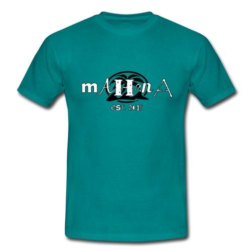 MAHanA irregular - Maglietta da uomo