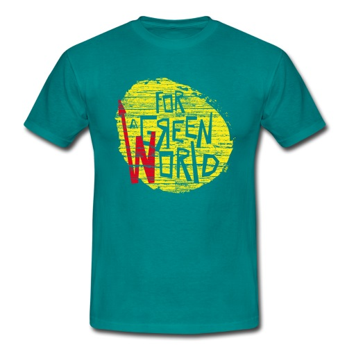 for green - Camiseta hombre
