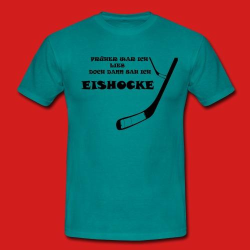 Lieb - Männer T-Shirt