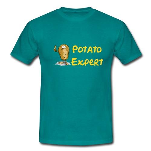SMT potato expert - Maglietta da uomo