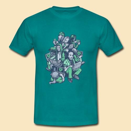 VUE - Männer T-Shirt
