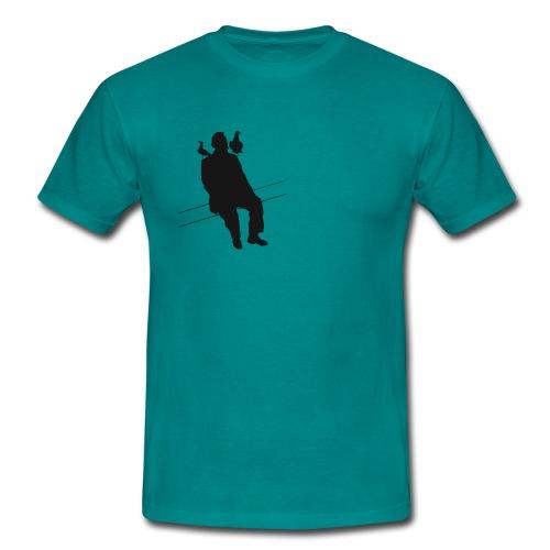 Rovira presenta: Los Pájaros - Camiseta hombre