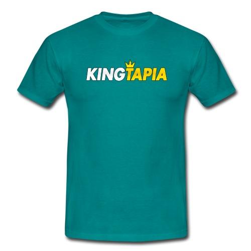 King Tapia Flat - Men's T-Shirt