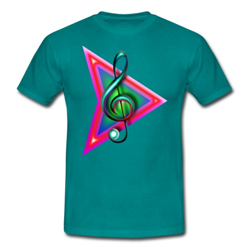 Music play - T-shirt Homme