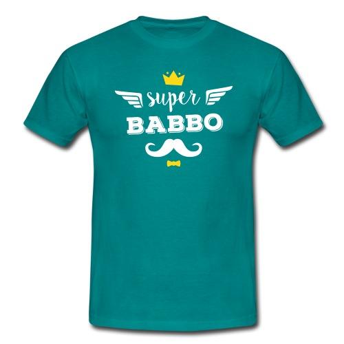 Super Babbo - Maglietta da uomo
