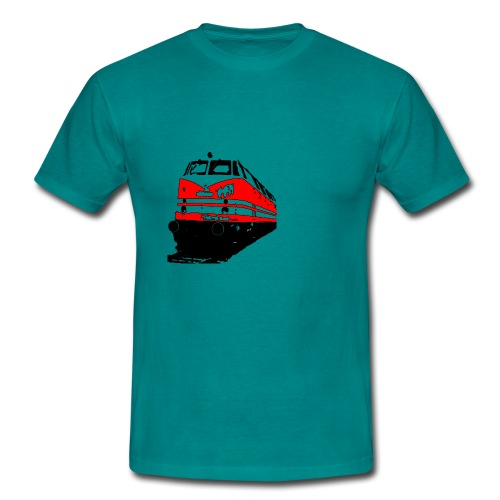 Deutsche Reichsbahn - Männer T-Shirt