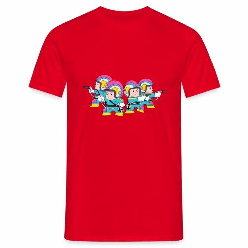 Emerald Guards - Men's T-Shirt