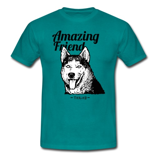 Amazing Friend - Männer T-Shirt