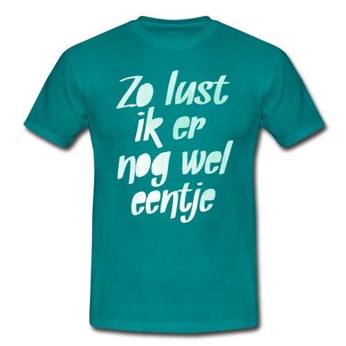 Nog wel eentje - Mannen T-shirt