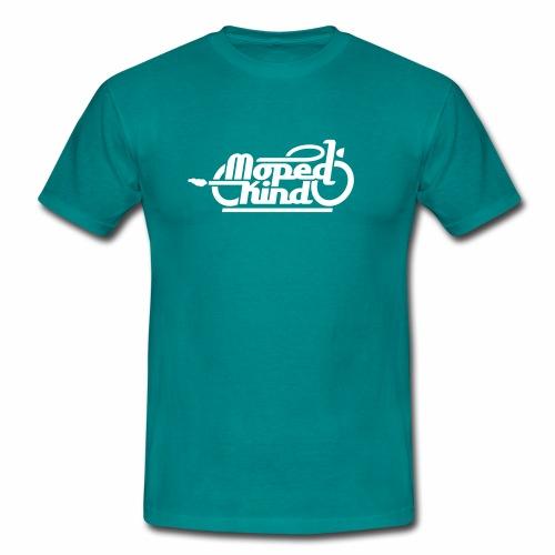 Moped Kind / Mopedkind (V1.0) - Men's T-Shirt