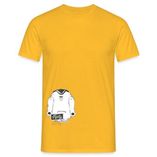 isthaltso frei png - Männer T-Shirt