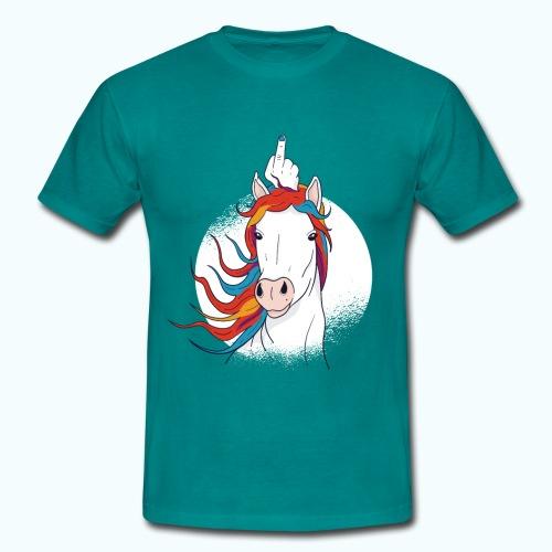 I'm A Fucking Unicorn - Men's T-Shirt