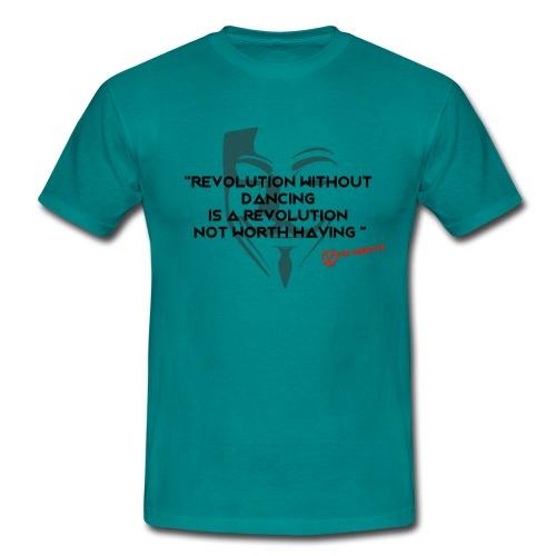 V for Vendetta - T-shirt Homme