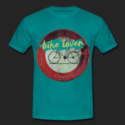 Bike lover - T-shirt Homme