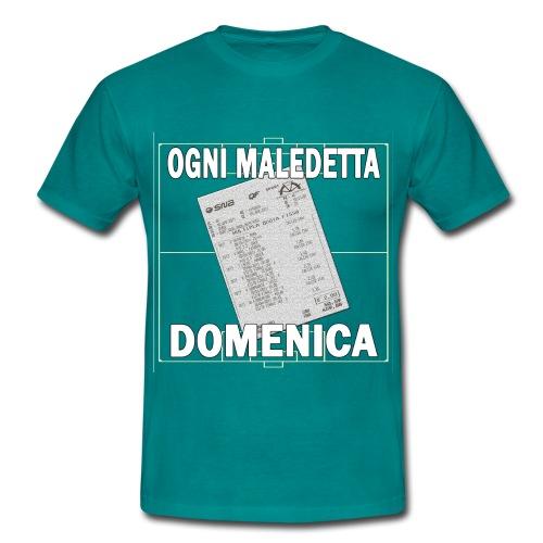 OGNI MALEDETTA DOMENICA - Maglietta da uomo