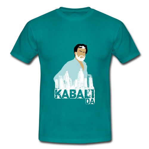 Kabali Da - Men's T-Shirt