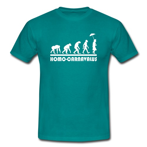 LOGO HOMO-CARNAVALUS - T-shirt Homme